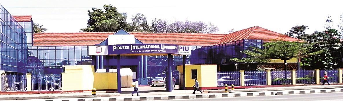 Pioneer International University PIU