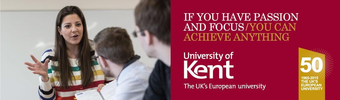 University of Kent, School of English