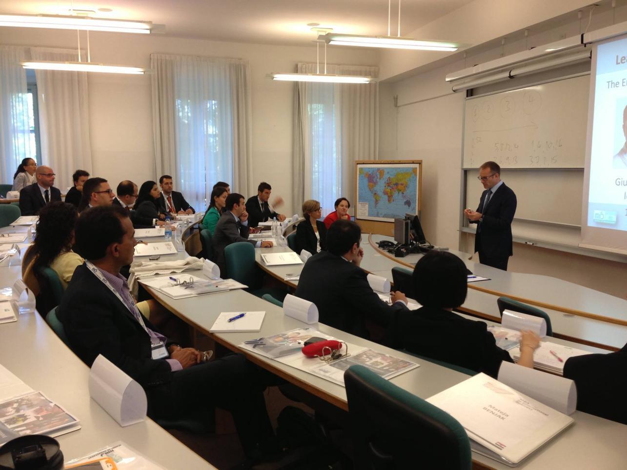 Part-time International MBA