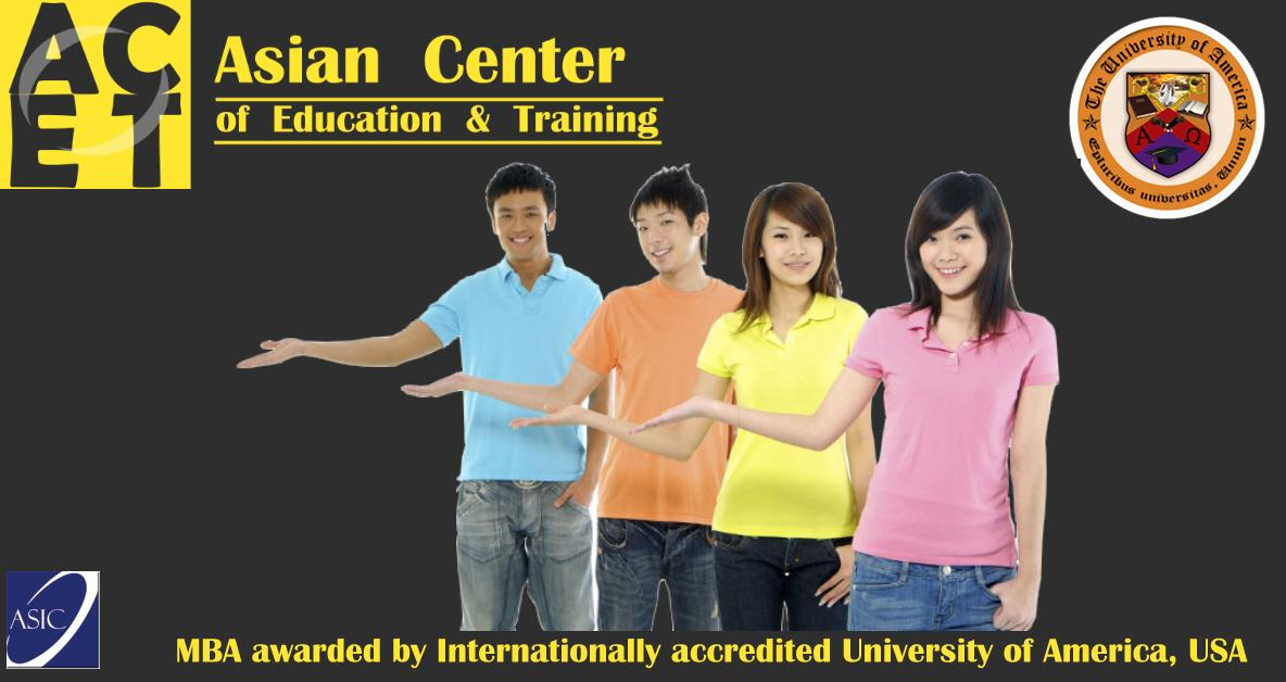 Asian Center of Education and Training