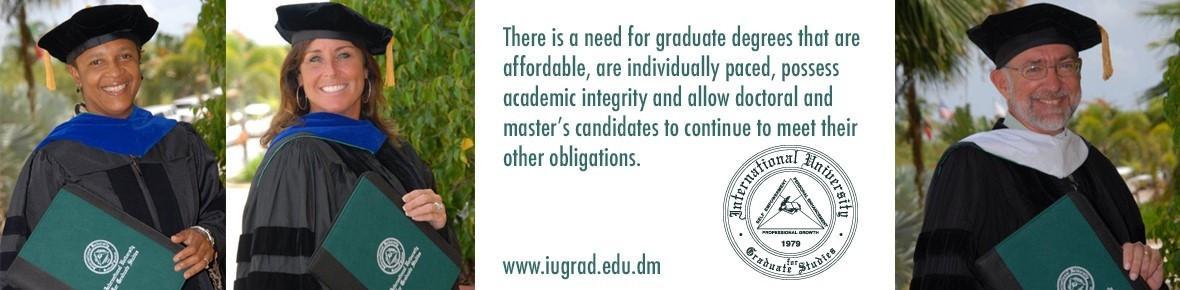 International University For Graduate Studies -  IUGS