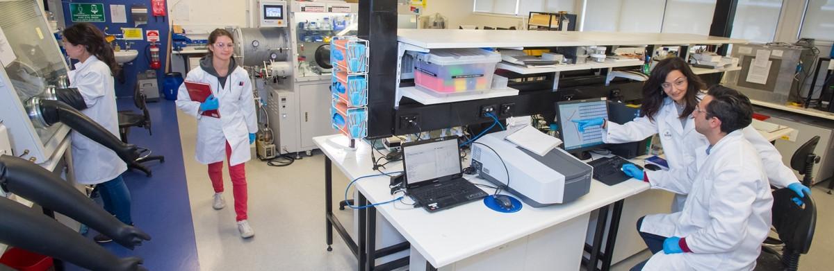 Deakin University - Institute for Frontier Materials