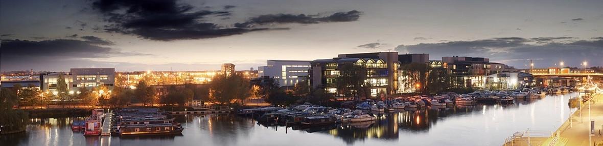 University of Lincoln – Lincoln International Business School