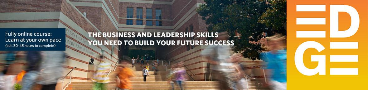 UCLA Anderson Executive Education