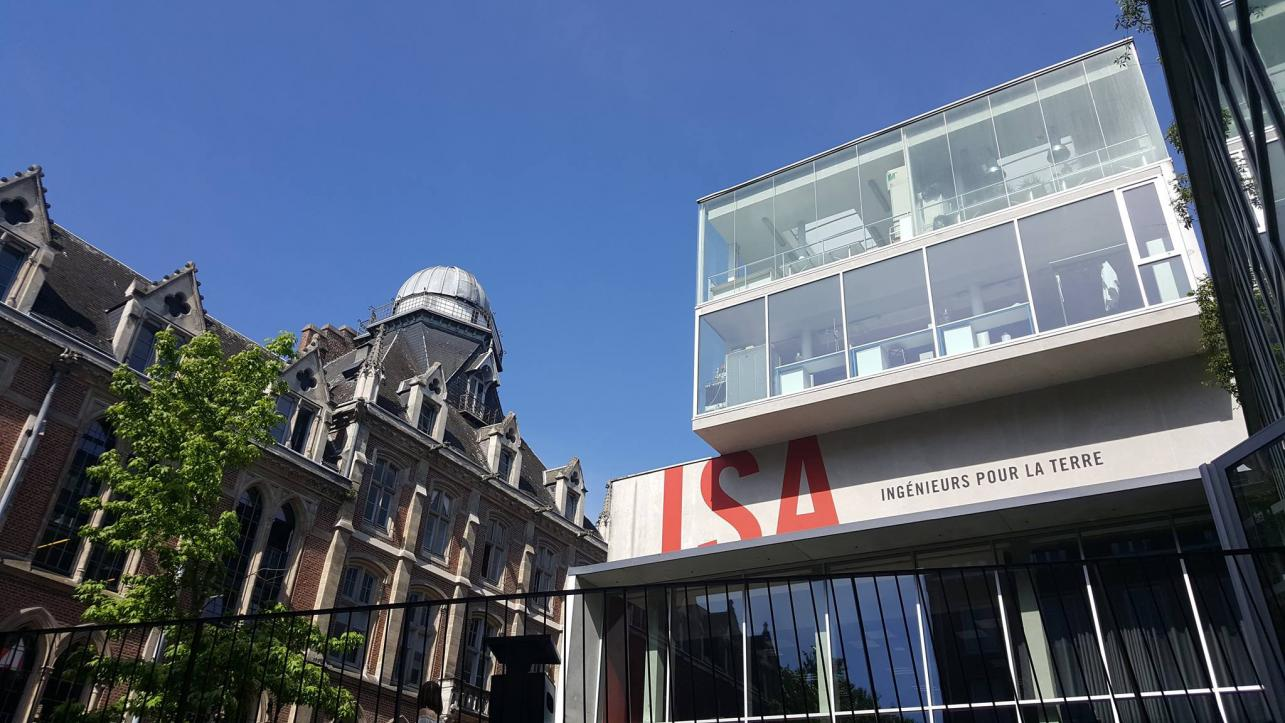 ISA Lille - Graduate School of Agriculture and Bioengineering
