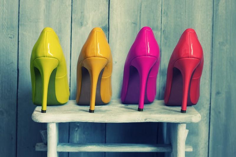 Projektowanie butów