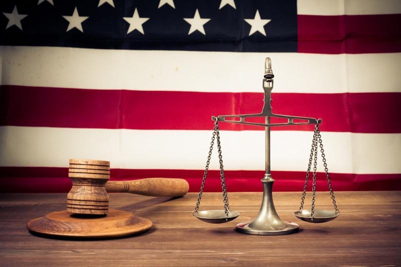 القانون الأمريكي